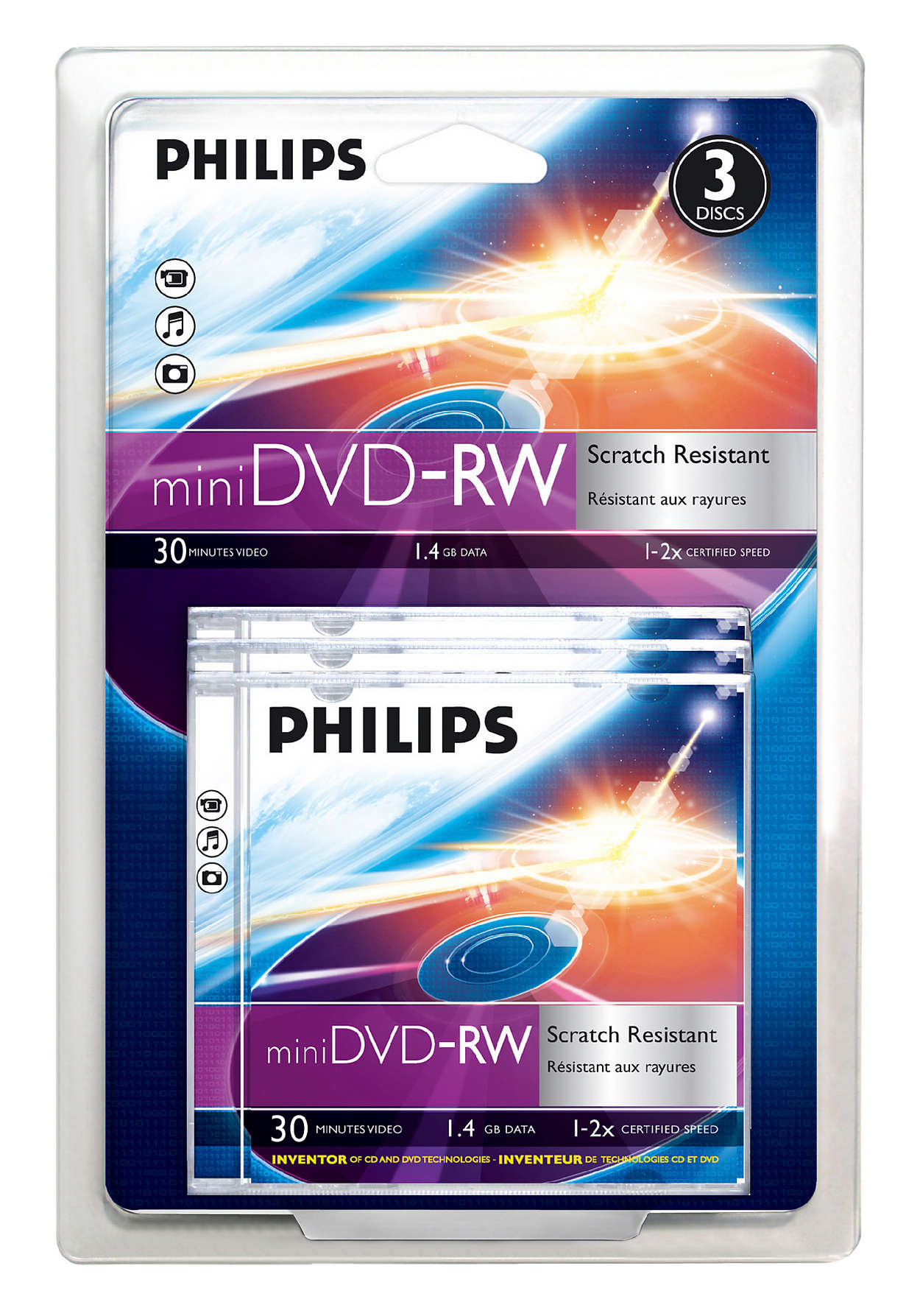 Protect your video memories