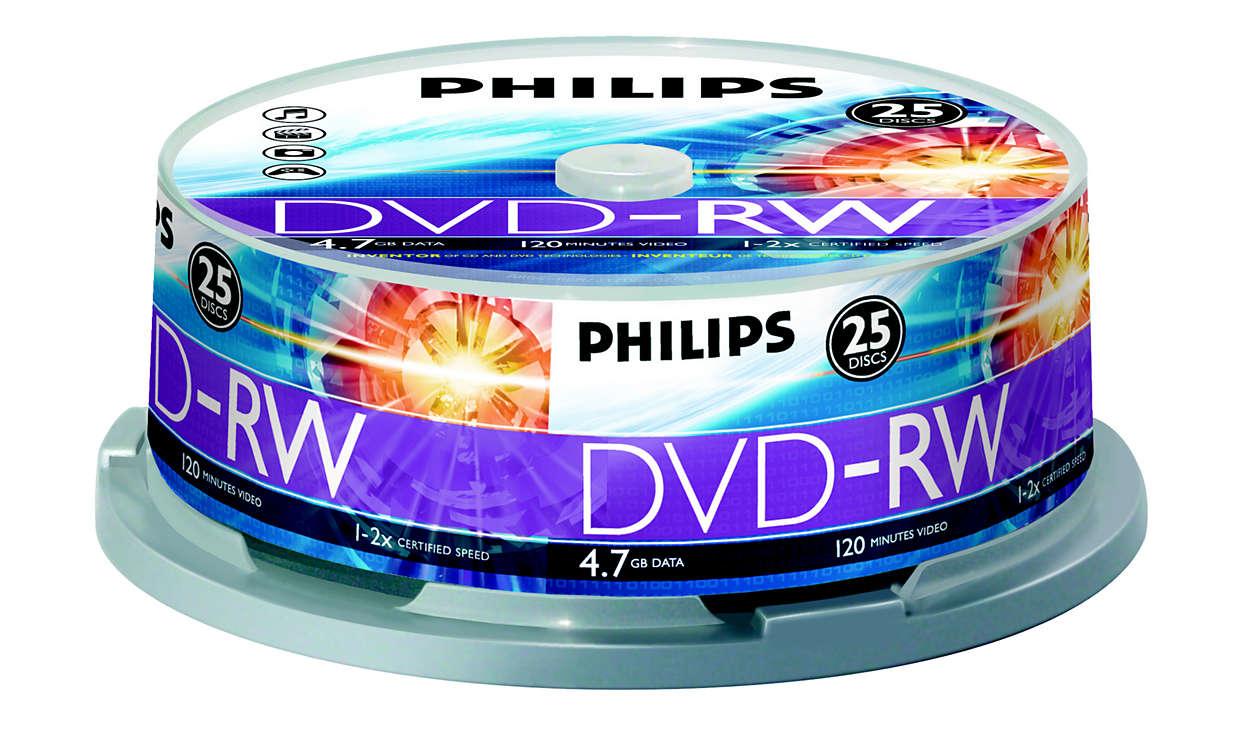 CD és DVD technológiák kifejlesztője