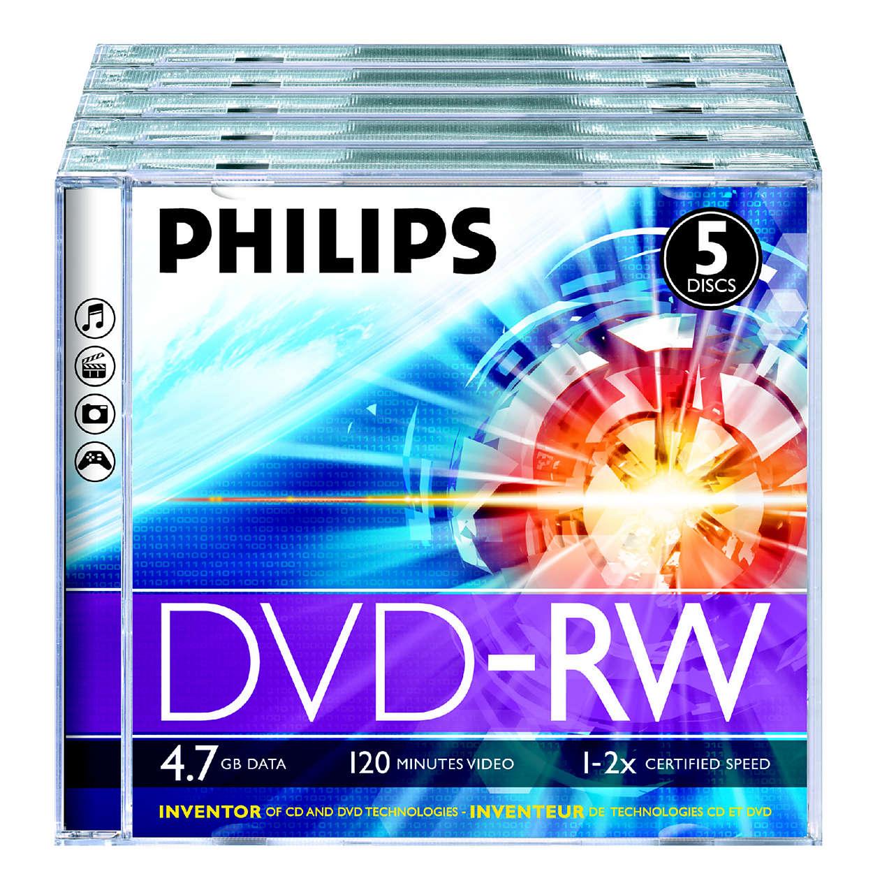 Создатель технологий CD и DVD