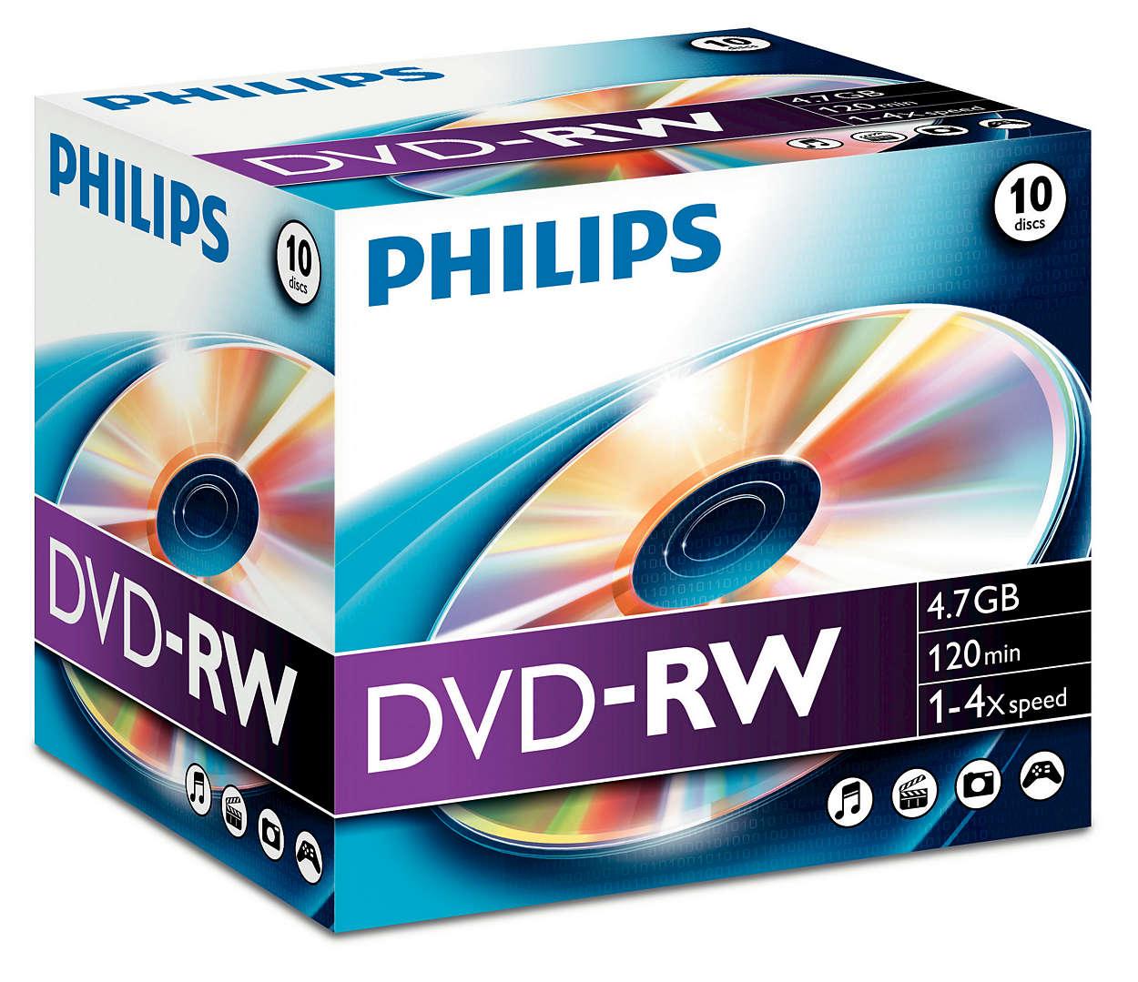 Udvikler af CD- og DVD-teknologi