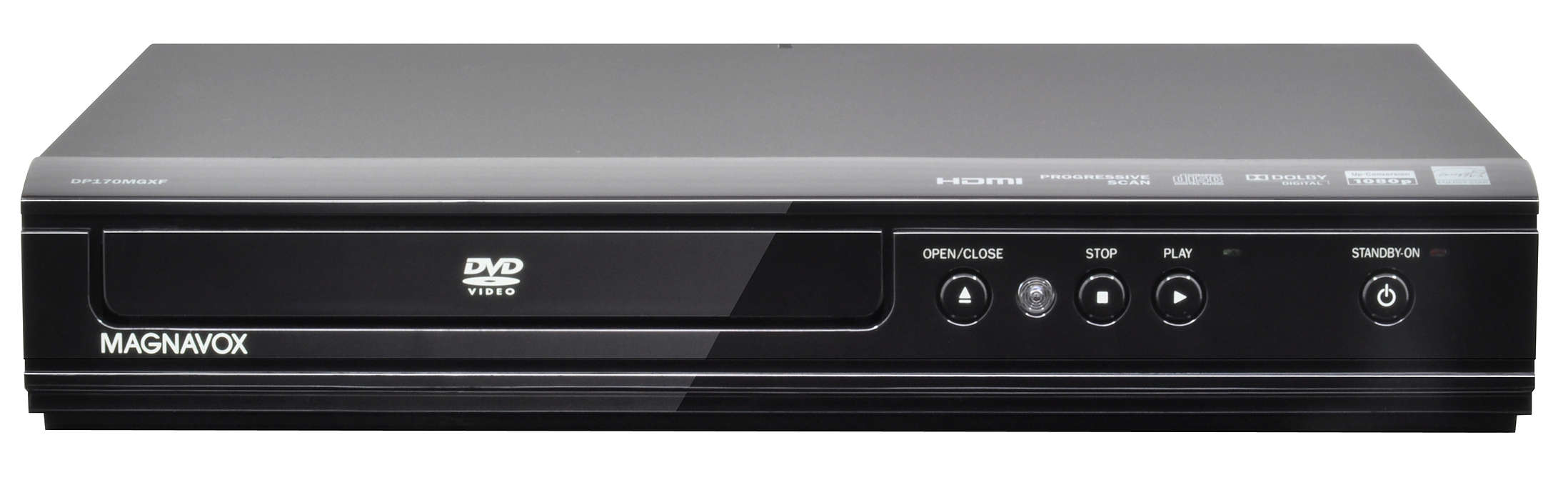 DVD Player with HDMI