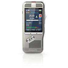 Dictado para teléfonos móviles