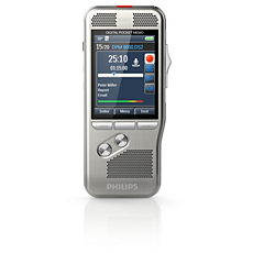 DPM8000/00 Pocket Memo dicteerapparaat