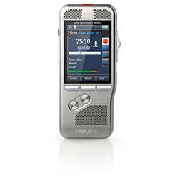 Pocket Memo Gravador de voz digital