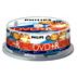 Philips DVD+R DR4S6B25F 4.7GB/120min 16x