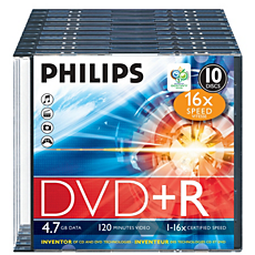 DR4S6S10F/00  DVD+R