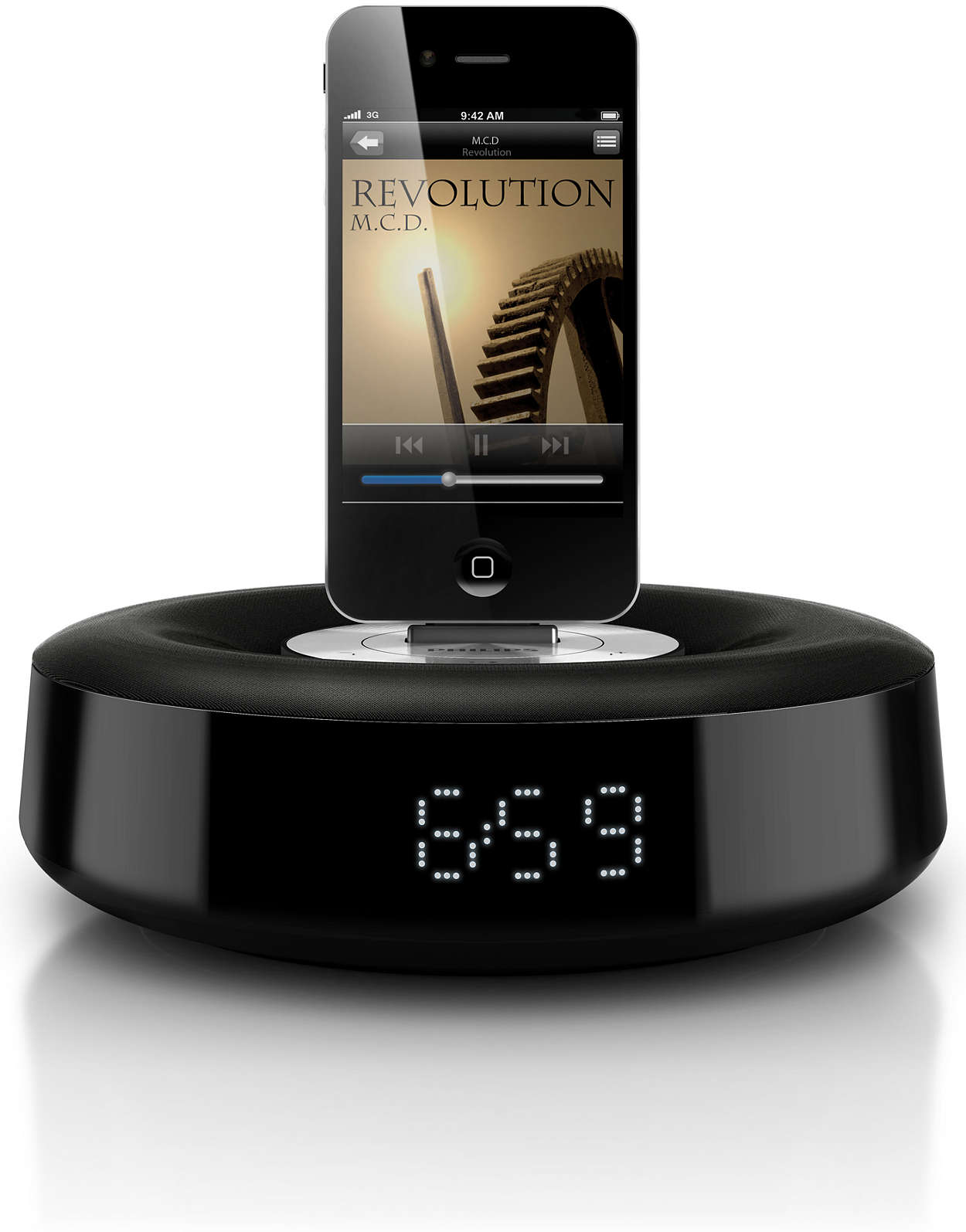 Fill your bedroom with music and style
