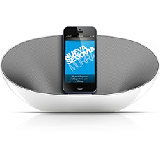 DS3480/12  docking speaker with Bluetooth®