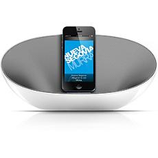 DS3480/98  docking speaker with Bluetooth®