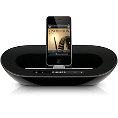 DS3510/37  docking speaker with Bluetooth®