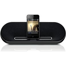 DS7530/05  docking speaker with Bluetooth®