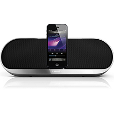 DS7580/10  docking speaker
