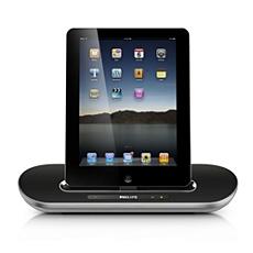 DS7700/12  dokkimiskõlar Bluetooth®-iga