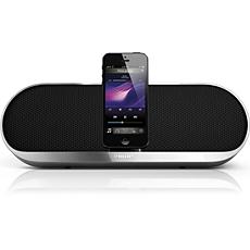 DS7880/37  docking speaker with Bluetooth®