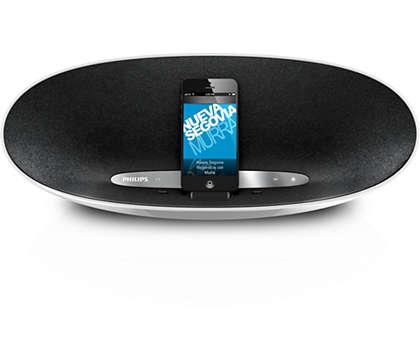 Vul uw huis draadloos met verbluffend geluid