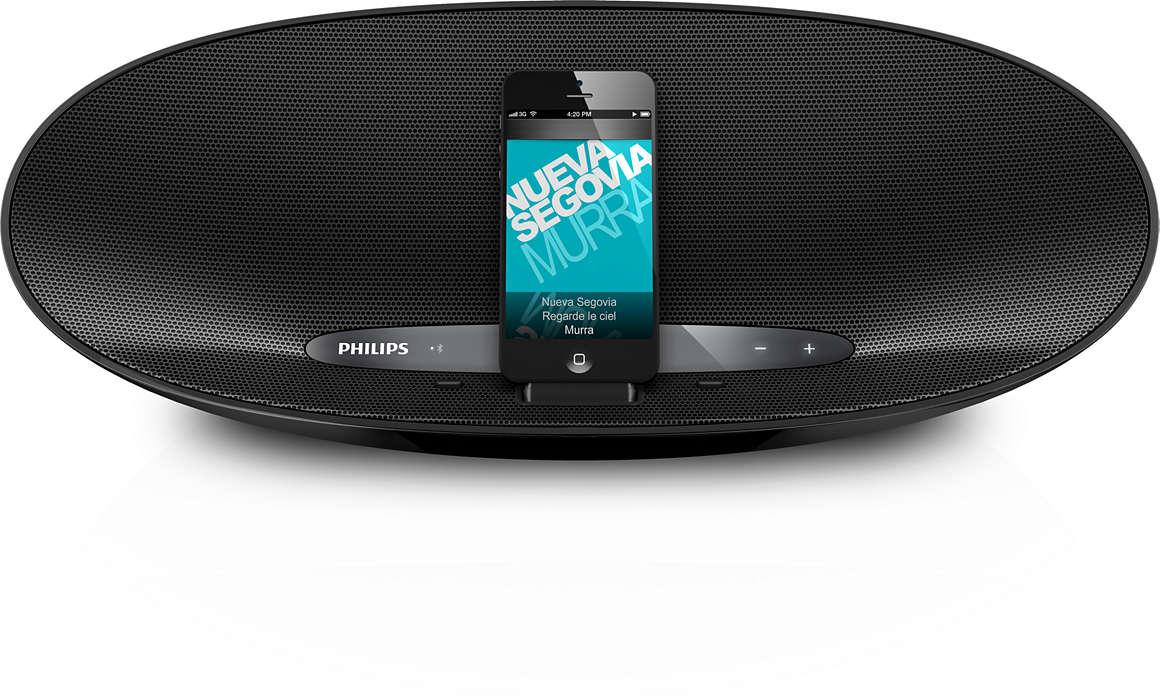 Naplňte svůj domov neuvěřitelně kvalitním zvukem, bezdrátově.