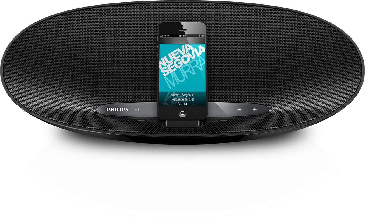 Täytä kotisi musiikilla – langattomasti
