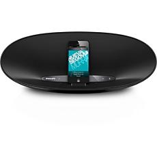 DS8400/10  dokovací reproduktor sfunkciou Bluetooth®