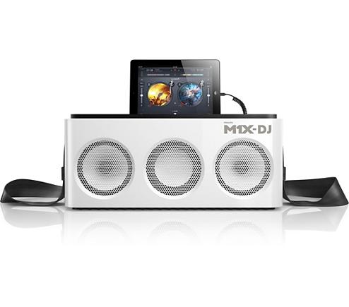 support f r m1x dj soundsystem ds8900 10 philips. Black Bedroom Furniture Sets. Home Design Ideas