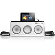 M1X-DJ-äänentoistojärjestelmä