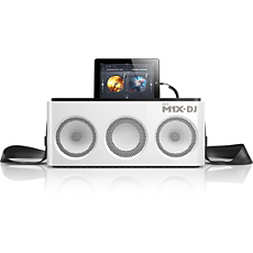 DS8900/10 -    M1X-DJ-geluidssysteem