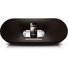 """DS9100W/10 Philips Fidelio """"Primo"""" belaidžių garsiakalbių sistema"""