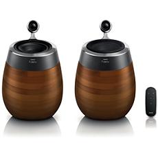 DS9860W/10 - Philips Fidelio  SoundSphere wireless speakers