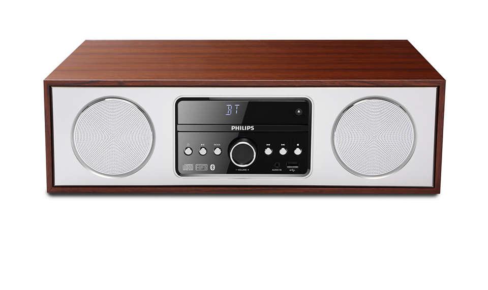 声音和设计的完美融合