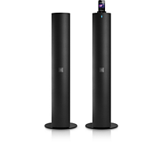 DTM9030/10 - Philips Fidelio  Docking-Soundsystem