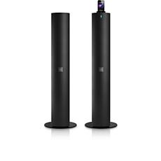 DTM9030/10 Philips Fidelio sistema audio con base docking