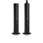 Fidelio dockningsljudsystem