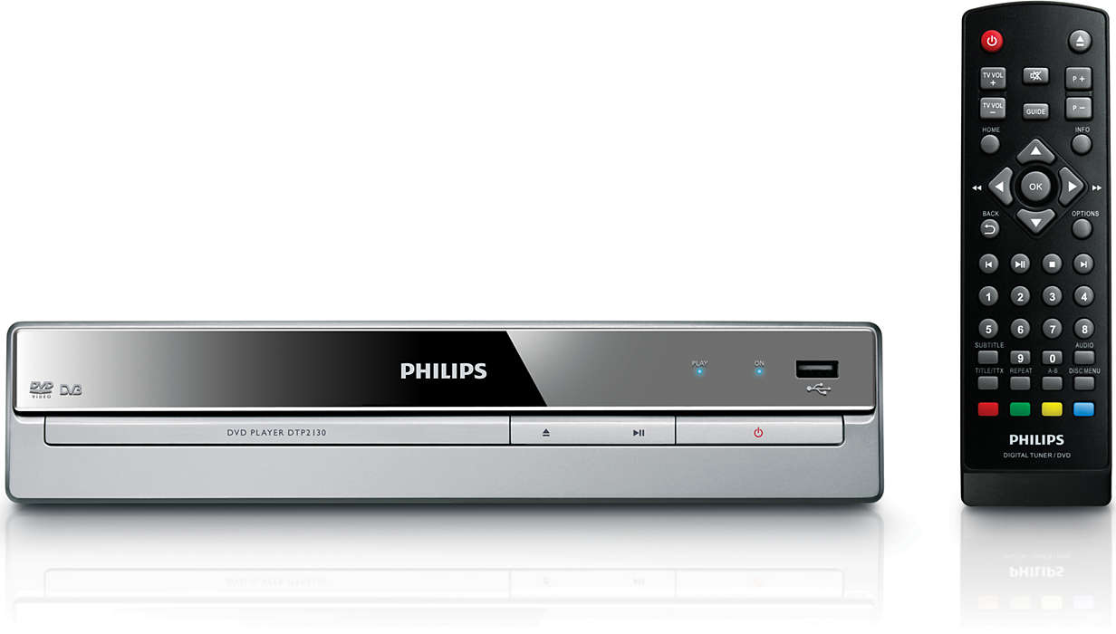 TV digitale e riproduzione DVD tutto in uno