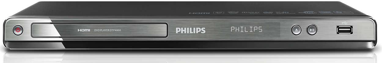 Цифрова телевизия и възпроизвеждане на DVD в едно