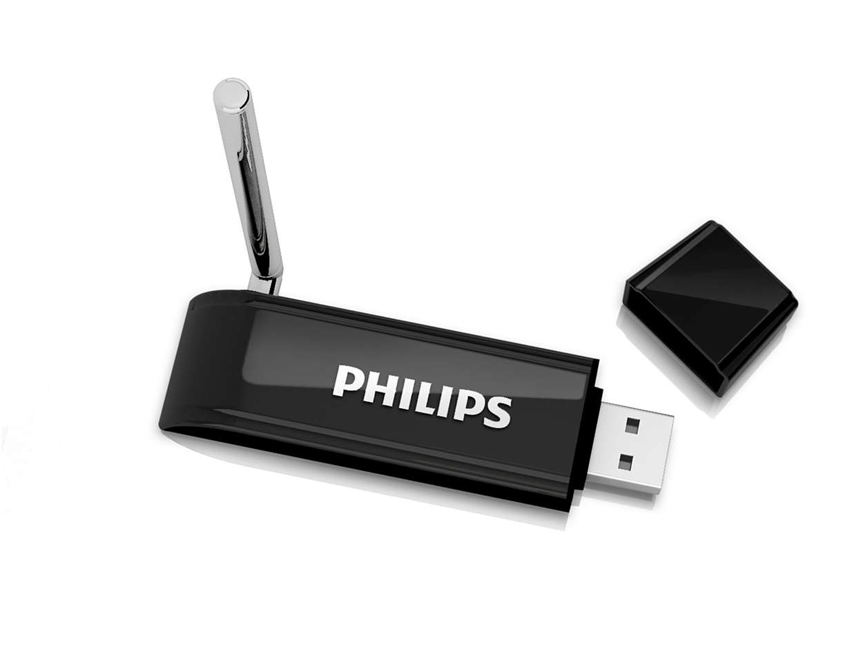 Receiver USB terrestre digital One-Seg