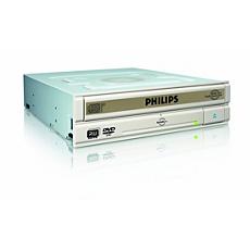 DVDR1660K/00  Unidad interna