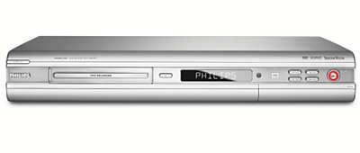 DVD player/recorder DVDR3305/19