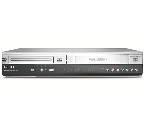 dvd recorder vcr dvdr3320v 05 philips. Black Bedroom Furniture Sets. Home Design Ideas