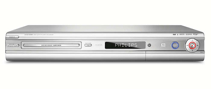 Hard Disk/ DVD Recorder