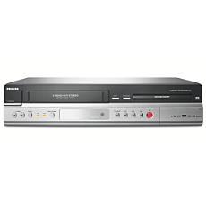 DVDR3430V/31  Lecteur/enregistreur DVD/Magnétoscope