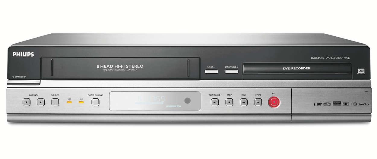 Сохраните содержимое видеокассет на DVD-дисках