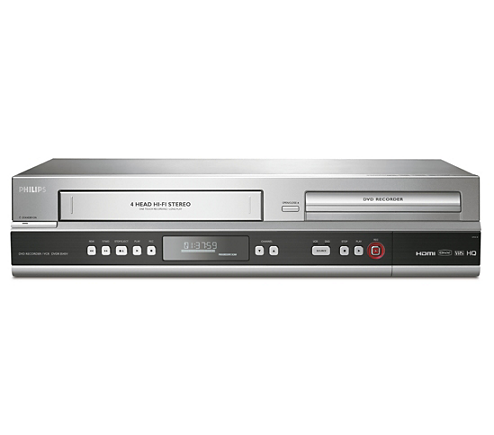 dvd recorder vcr dvdr3545v f7 philips. Black Bedroom Furniture Sets. Home Design Ideas