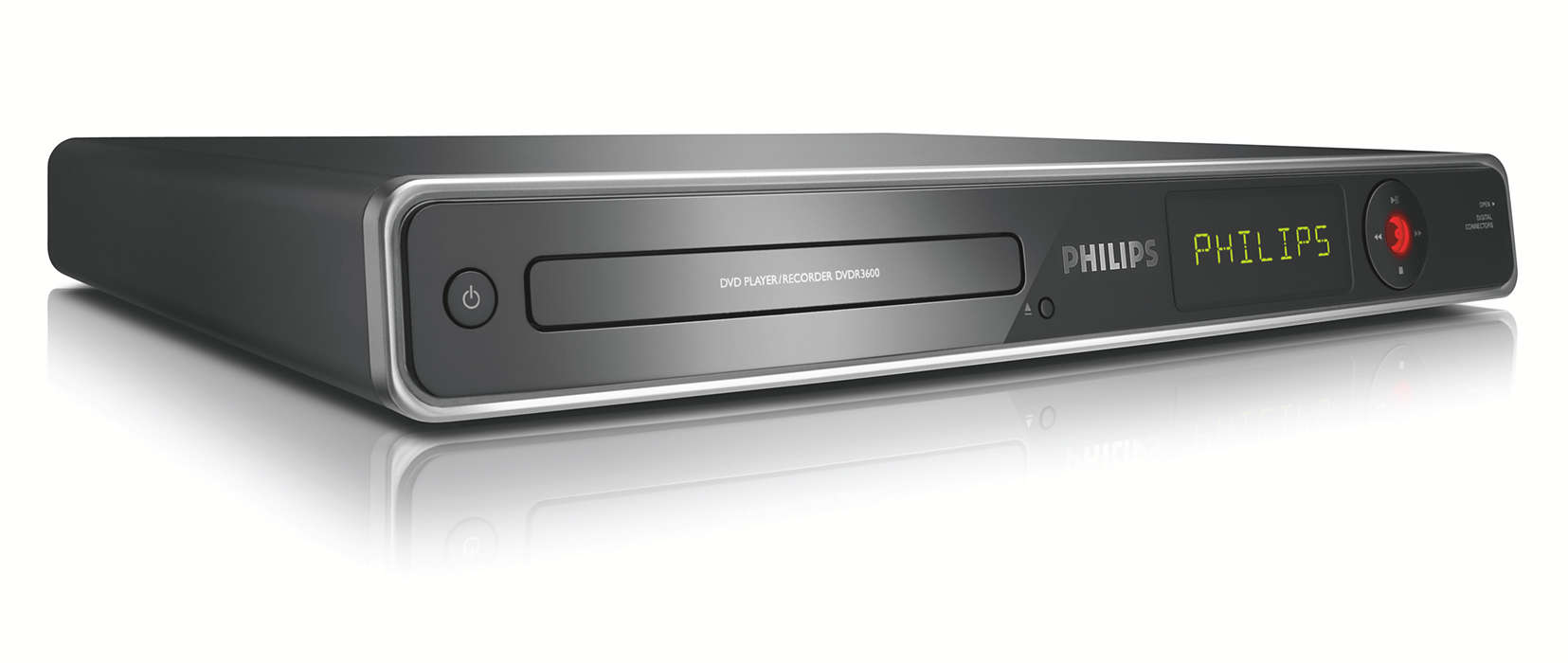 Dvd Player Recorder Dvdr3600 97 Philips Working Of Digital Versatile Disc Home Videos And Tv Shows Recorded On