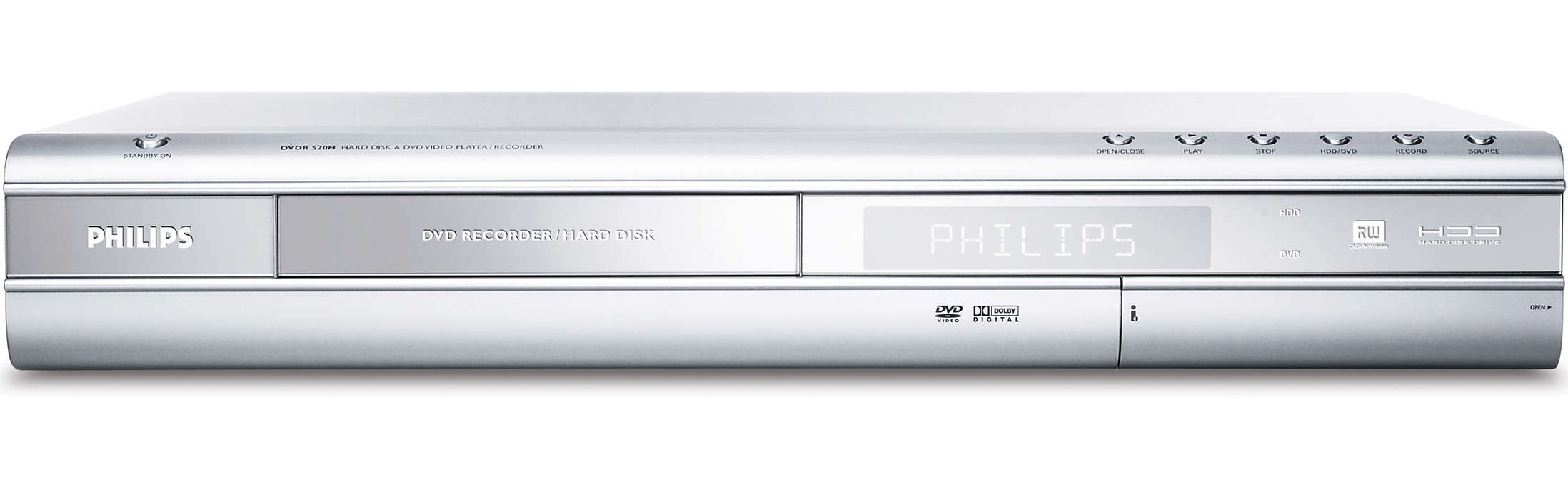 Enregistreur DVD/disque dur