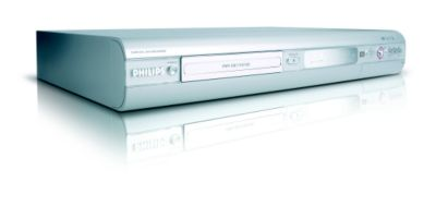 visit the support page for your philips dvdr615 75 rh philips ae Philips User Manuals Philips DVD Recorder with Tuner
