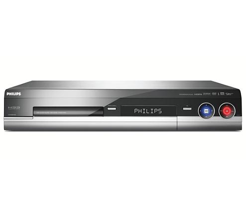 dvd recorder mit festplatte dvdr7310h 31 philips. Black Bedroom Furniture Sets. Home Design Ideas