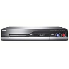 DVDR7310H/51  Hard disk/DVD recorder
