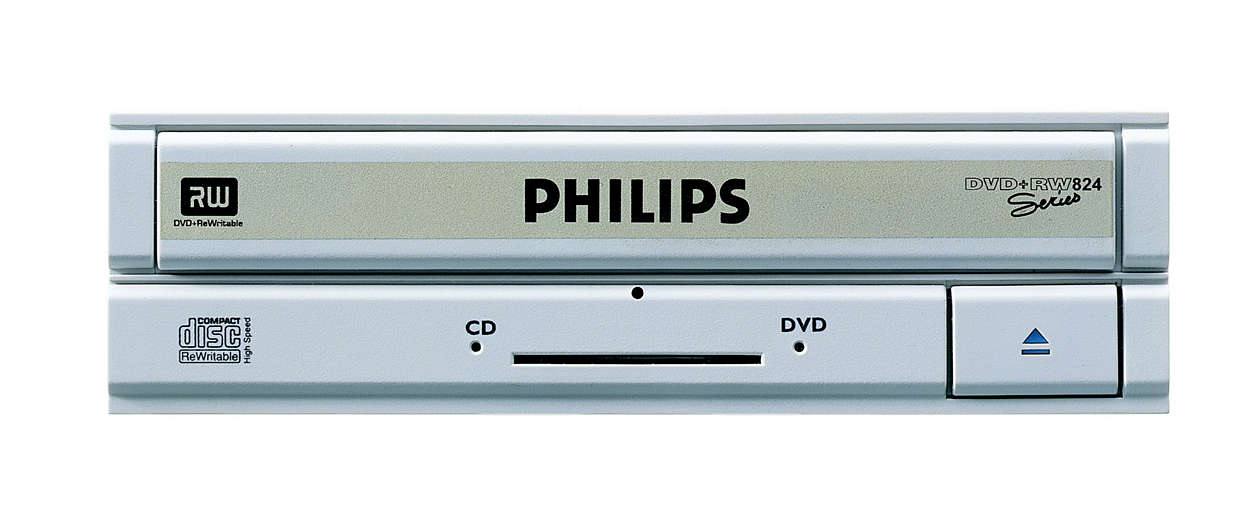 Make your own DVDs at lightning speed