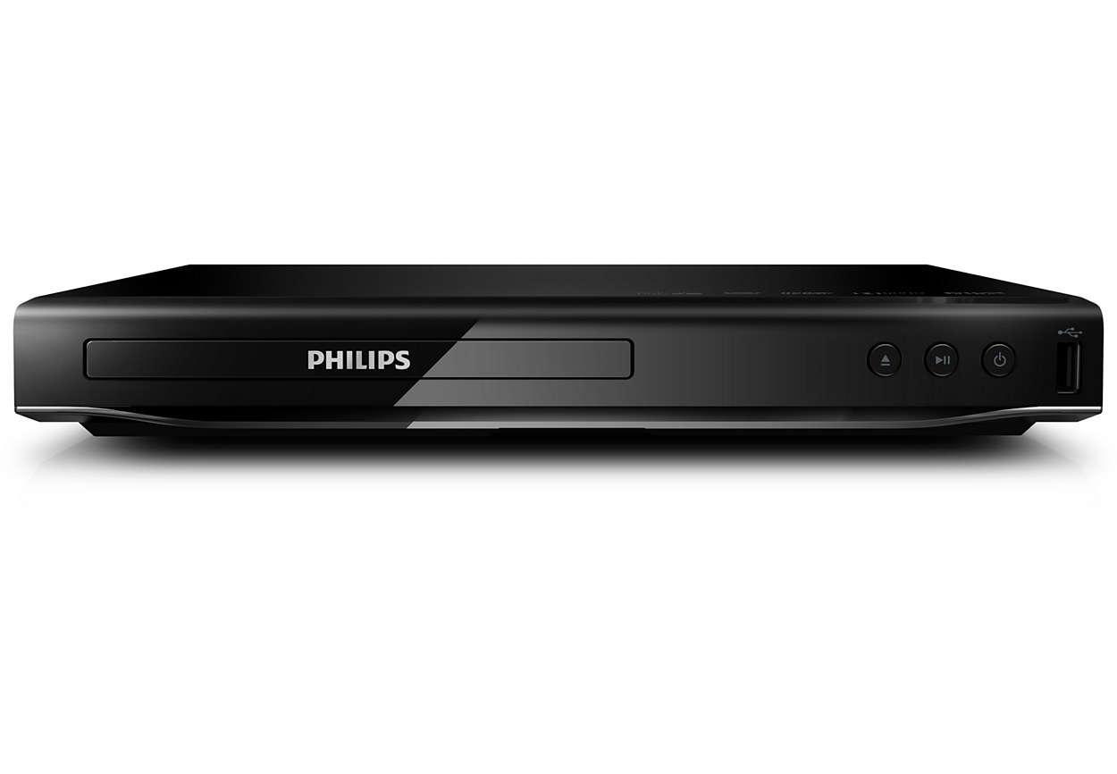 Genießen Sie alles– von DVD bis USB