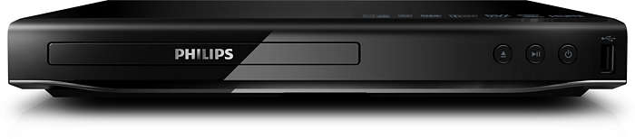 Disfruta sin límites tus DVD y USB