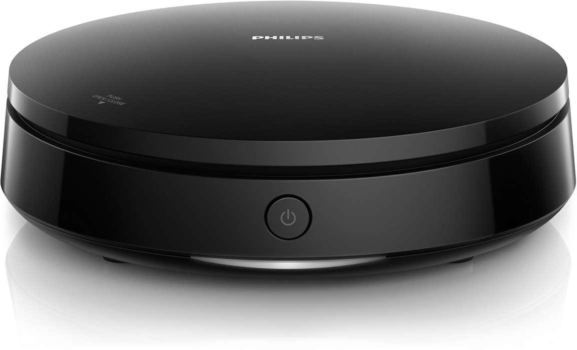 All-Round DVD Player